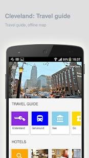 Cleveland: Travel guide - náhled