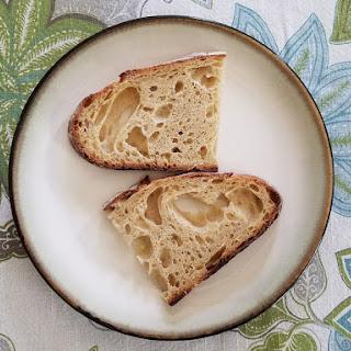 Kamut® (Khorasan) Sourdough Bread.