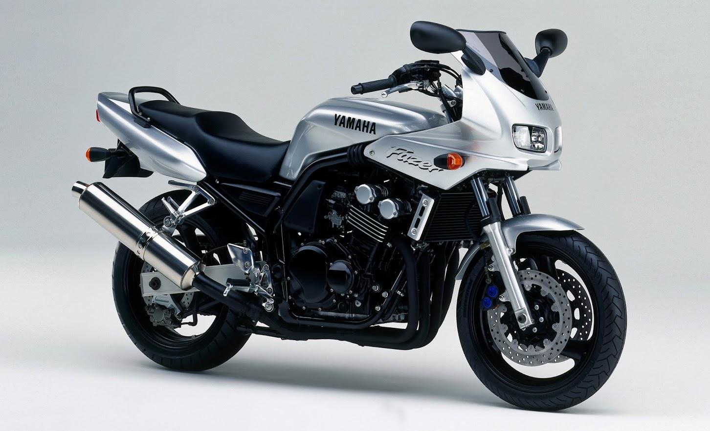 Yamaha FZS 600 FAZER-manual-taller-despiece-mecanica