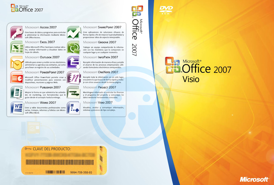 Download Office Visio 2007 Nguyên Gốc