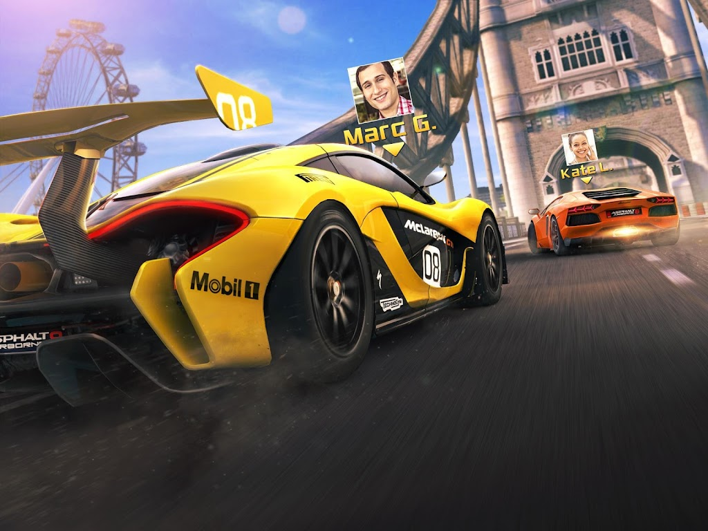 Asphalt 8 Racing Game - Drive, Drift at Real Speed poster 13