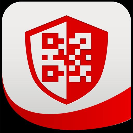 QR Scanner - Free, Safe QR Code Reader, Zero Ads Icon