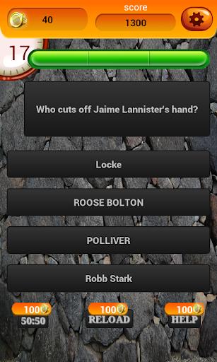 益智必備免費app推薦|Trivia for Game of Thrones線上免付費app下載|3C達人阿輝的APP