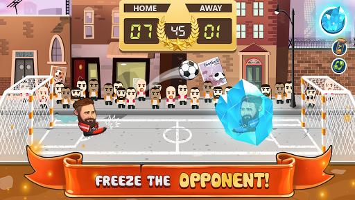 Super Head Ball Battle