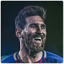 lionel messi football wallpaper APK icon