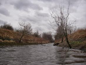 Photo: Po dzisiejszych deszczach mocno wpływa