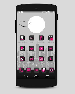 Fuxia - Icon pack v1.7