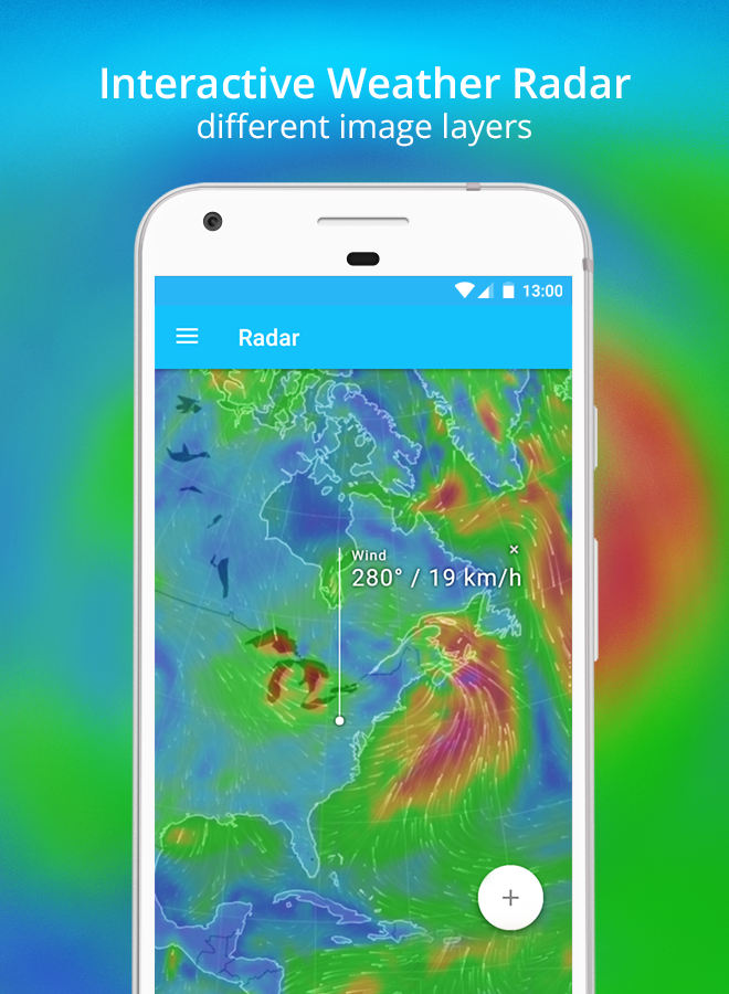 Weather Wiz: Accurate Weather Forecast & Widgets- screenshot