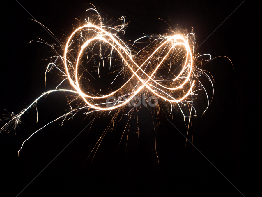 Infinity! by Yogesh Kumar - Abstract Light Painting