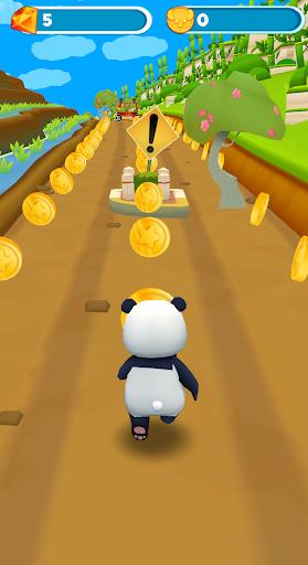 Baby Panda Run 1.2.15 screenshots 8
