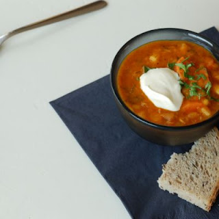 Southern-Inspired White Bean Chili