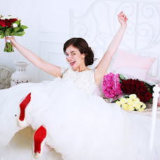 Wedding photographer Sergey Puzhalov (puzhaloff). Photo of 09.07.2017