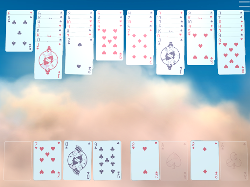 Screenshot for Calm Cards - Freecell in United States Play Store
