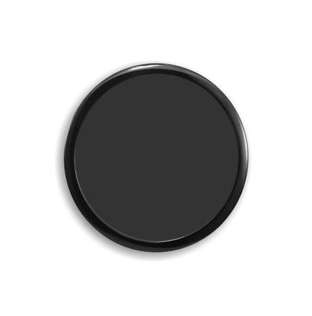 DEMCiflex magnetisk filter 275mm, rund, sort