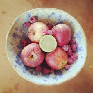 Raspberry Smoothie Apple Juice Recipes.