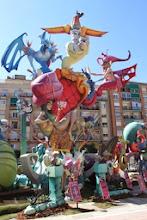 Photo: 17.03.14 Visita a ver las fallas
