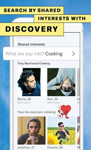 OkCupid Dating 9.1.0 screenshots 4