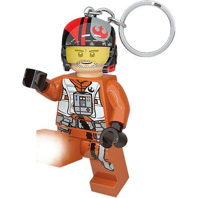Imagen de Llavero Led Lego® Poe Dameron