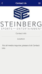 Steinberg Sports Entertainment - náhled