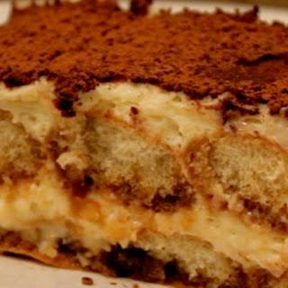 How To Make Classic Tiramisu Cake #FilipinoFoodsPhilippines.
