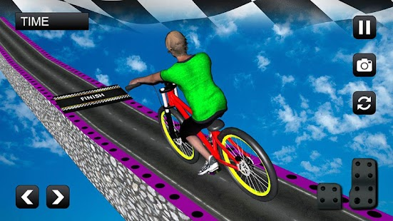Download Impossible Bmx Stunts Racer 2017: Dangerous Tracks For PC Windows and Mac apk screenshot 3