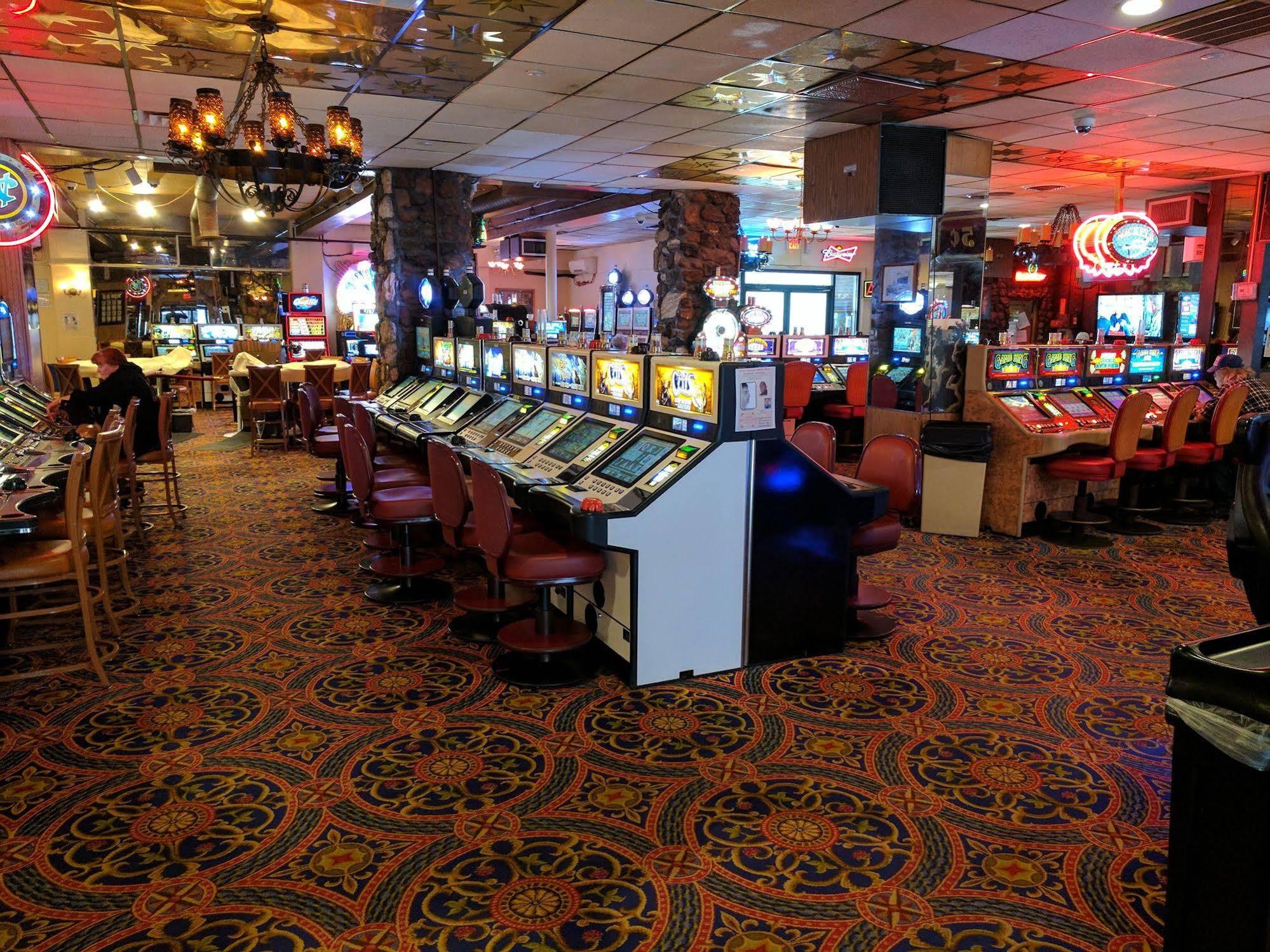 Historic Nevada and Gambling Hall