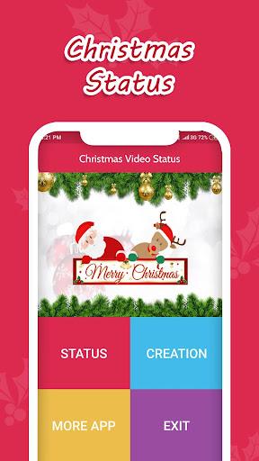 Merry Christmas Status - Xmas Video Status Songs 1.0 screenshots 2