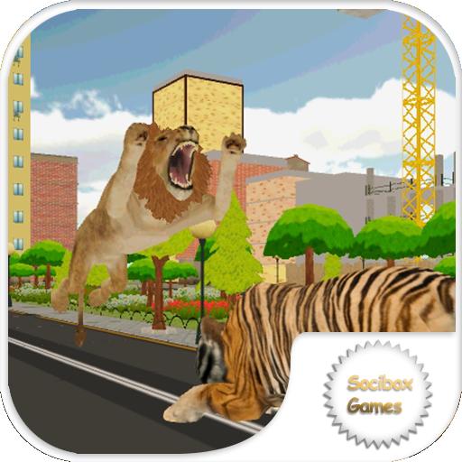 角色扮演の虎シミュレータ LOGO-記事Game