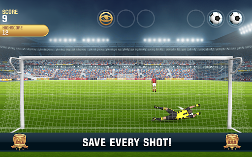 Flick Kick Goalkeeper 1.3.1 screenshots 7
