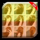 髪型編組チュートリアル icon
