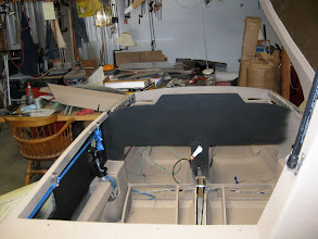Photo: The interior is Zolatone Desert Camo.  The Instrument Panel and sides above the armrests are Zolatone Black/Black