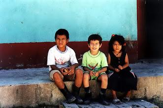 Photo: Dzieci z Santa Elena / Children from Santa Elena