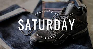 Saturday Rummage Sale - Facebook Event Cover Template