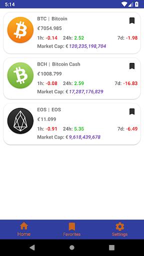 Crypto Tracker screenshot 3