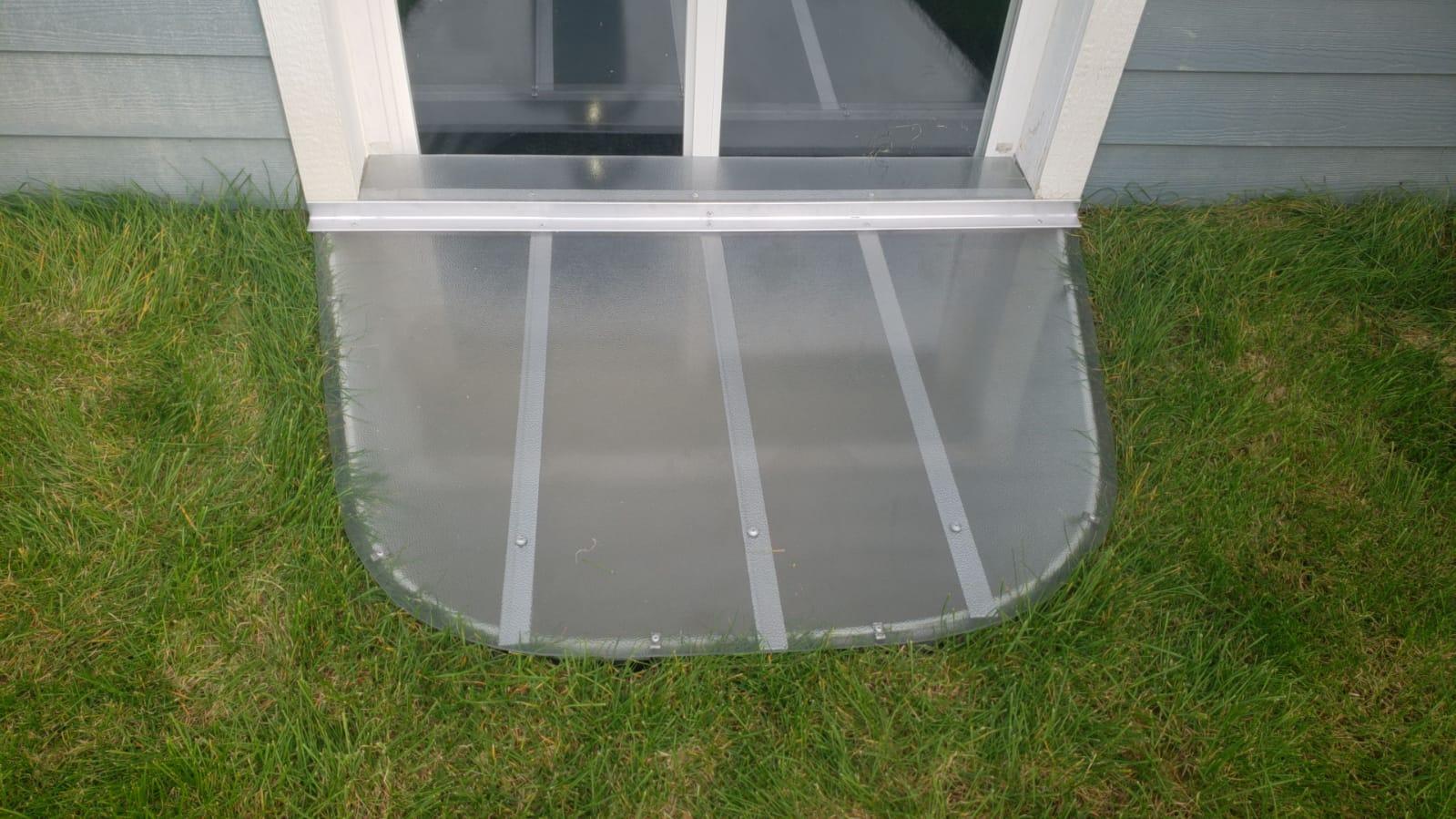 Wilmette, IL-HandyManny Custom Window Well Covers