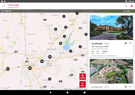 Lyon Real Estate- screenshot thumbnail