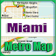 Download Miami USA Metro Map Offline For PC Windows and Mac