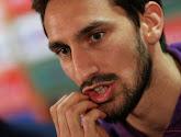 La Fiorentina et Cagliari retirent le numéro de Davide Astori