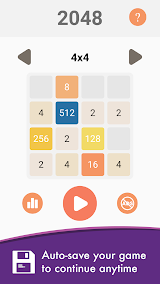 2048 Original Puzzle Game Apk Download Free for PC, smart TV