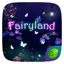 App Download Fairy Land GO Keyboard Theme Install Latest APK downloader