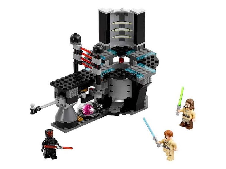 Contenido de Lego® 75169 Duelo en Naboo™