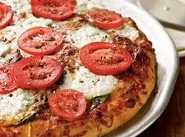 Spinach Ricotta Pizza Recipe