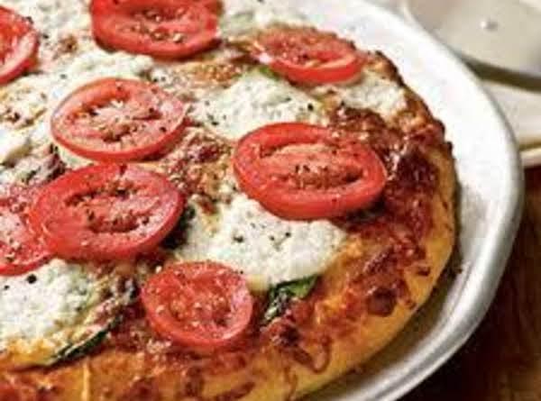 Spinach Ricotta Pizza Recipe