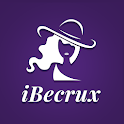 iBecrux - App UI with Bottom Navigation icon
