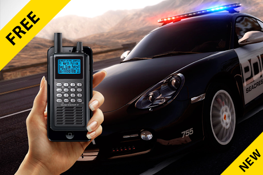 Police Scanner Radio Scanners