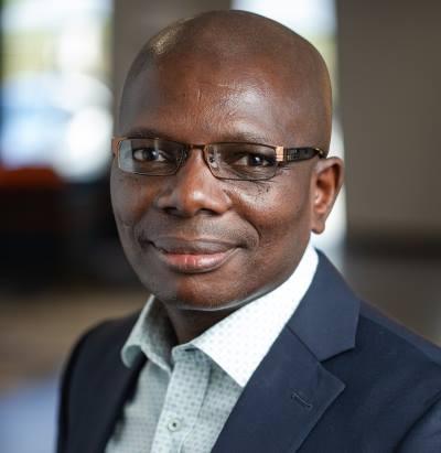 Edward Ngubane, DVT, head of business analysis, business enablement division.