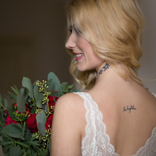 Wedding photographer Olya Grabovenska (id15297080). Photo of 11.04.2017