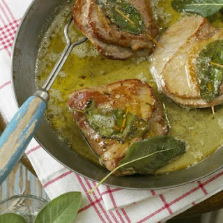 Sautéed Veal with Sage