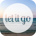 Letting Go Quote Wallpapers icon