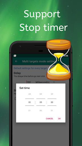 Auto Clicker - Automatic tap 1.3.6 screenshots 5
